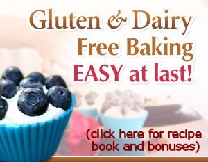Gluten Free Baking - Recipes